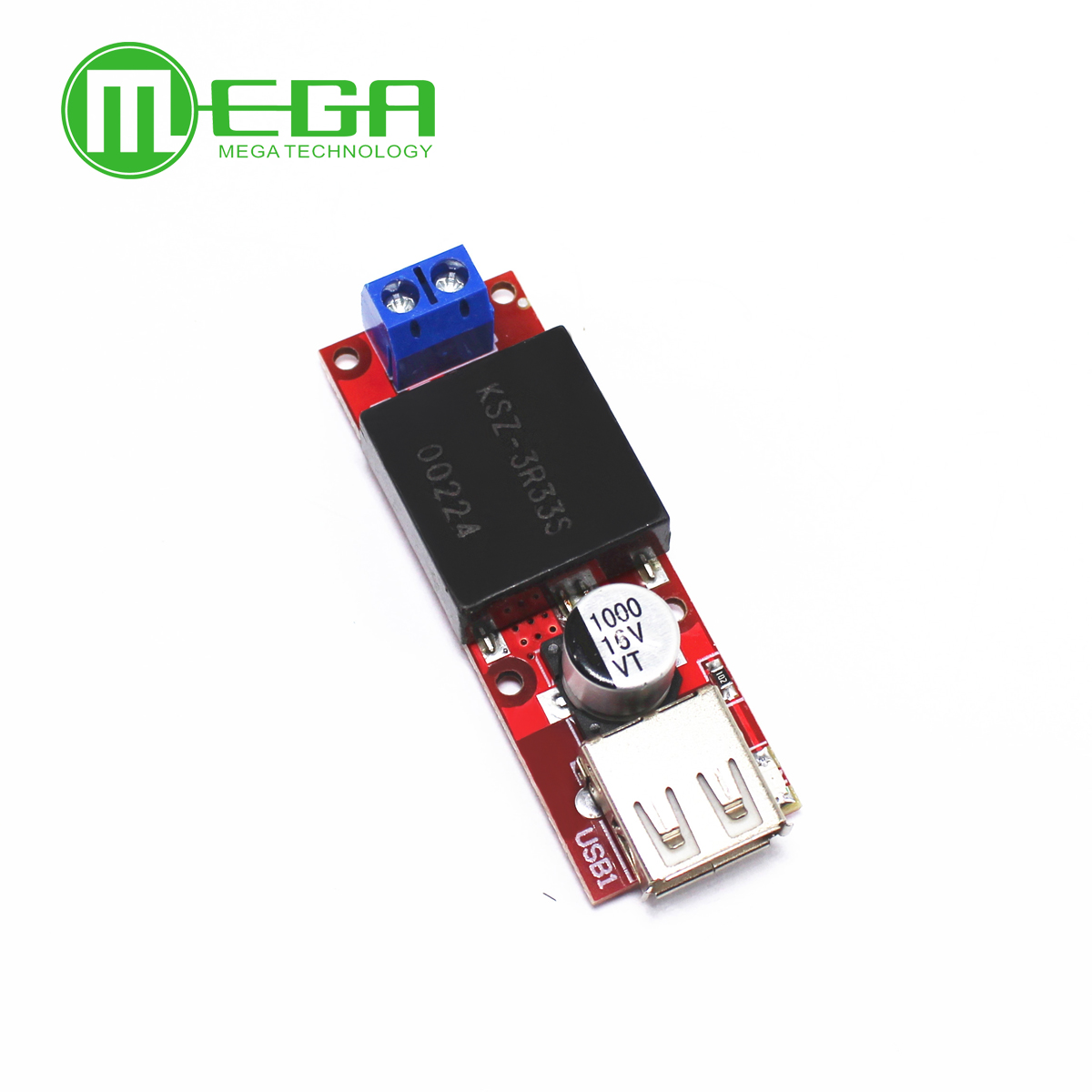 Image 3 - 5V USB Output Converter DC 7V 24V To 5V 3A Step Down Buck KIS3R33S Module KIS 3R33S-in Integrated Circuits from Electronic Components & Supplies