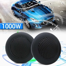 2pcs 89db 1000W HIFI Micro Dome Tweeters Car Audio Music