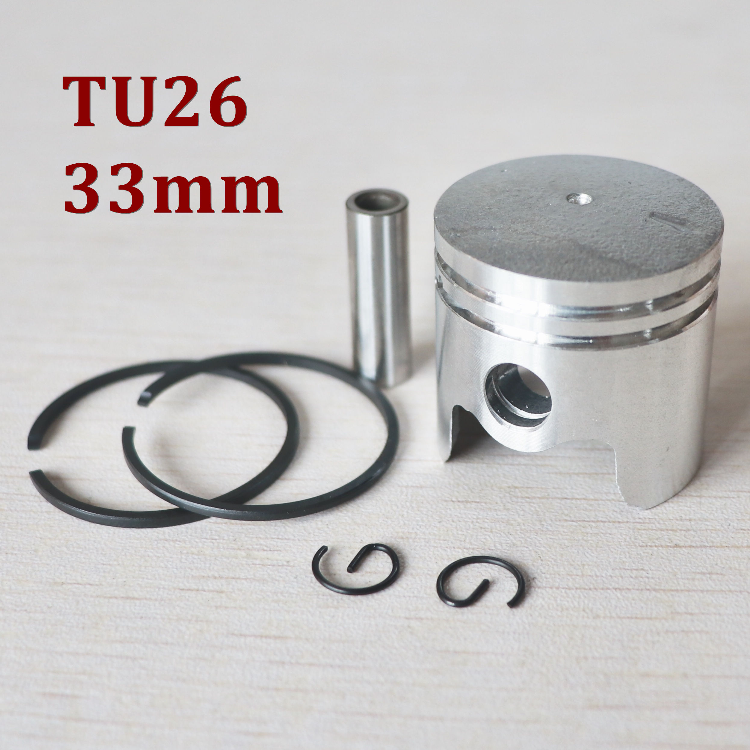 Power Sprayer Parts Brush Cutter TU26 Trimmer Piston Set