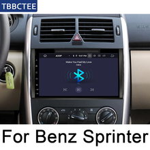 цена на For Mercedes Benz Sprinter 2006~2012 NTG Android GPS Multimedia Navigation AutoRadio Android Car DVD Player Wifi Map System