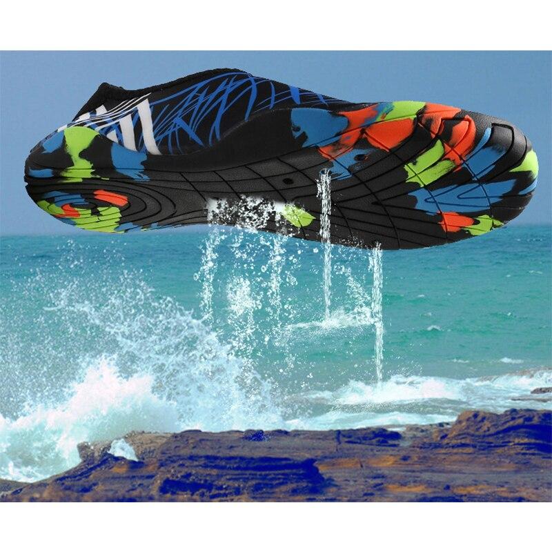 Sneakers Men Women Barefoot Beach Water Shoes Lovers Outdoor Fishing Swimming Bicycle Quick-Drying Aqua Shoes Zapatos De Mujer 5