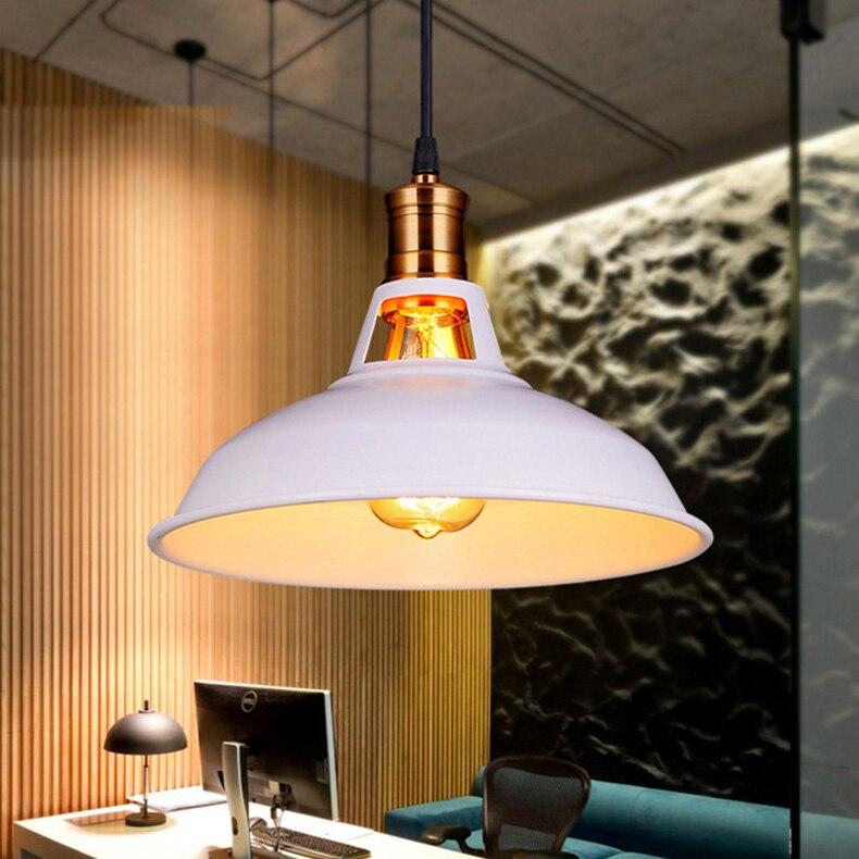 Luzes pingente retro lâmpada e27 titular edison