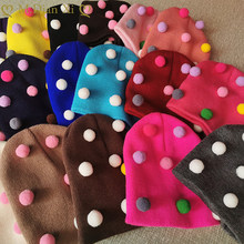 New Baby Original Hip Hop Hat Cotton Spring Autumn Toddler Hat Scarf for Boys Girls Cap Winter Warm Solid Colorful Children Hat(China)