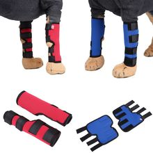 Dog Accessories Pet Protection Bandage Protects Puppy Wounds Heal Compression Brace Heals Prevents Injuries Sprain H1 x