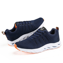 Men Sneakers Breathable Air Mesh Shoes Spring Autumn Couple