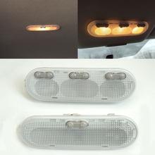 Interior do carro cúpula luz de leitura lâmpada para renault scenic/clio iii/megane para dacia logan/dokker/lodgy para nissan qashqai