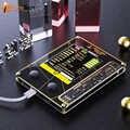 Programador de batería Qianli Mega-idea para iPhone 5 6 6s 7 7P 8 X XS MAX datos de batería escritura y lectura Limpieza de ciclo de batería