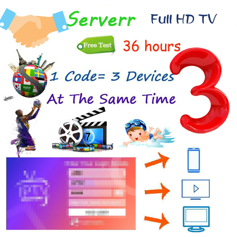 Best HD World tv Premium TV 3 devices support 1 year free warranty  xxx m3u test with hot for Ssmartt Android Tv Box Pc engima2