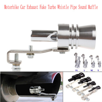 Car Exhaust Sound Muffler Fake Turbo Whistle Pipe Valve For BMW E46 E39 E90 E60 E36 F30 F10 E34 X5 E53 E30 F20 E92 E87 M3 M4 M5 image