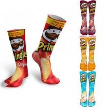 Breathable Socks Gifts Harajuku Hip-Hop Anime Men Cartoon Fashion Women Novelty Colorful