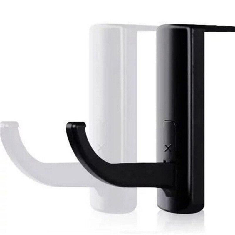 Universal Earphone Stand earhook Headphone Headset Hanger Wall Hook PC Monitor Rack