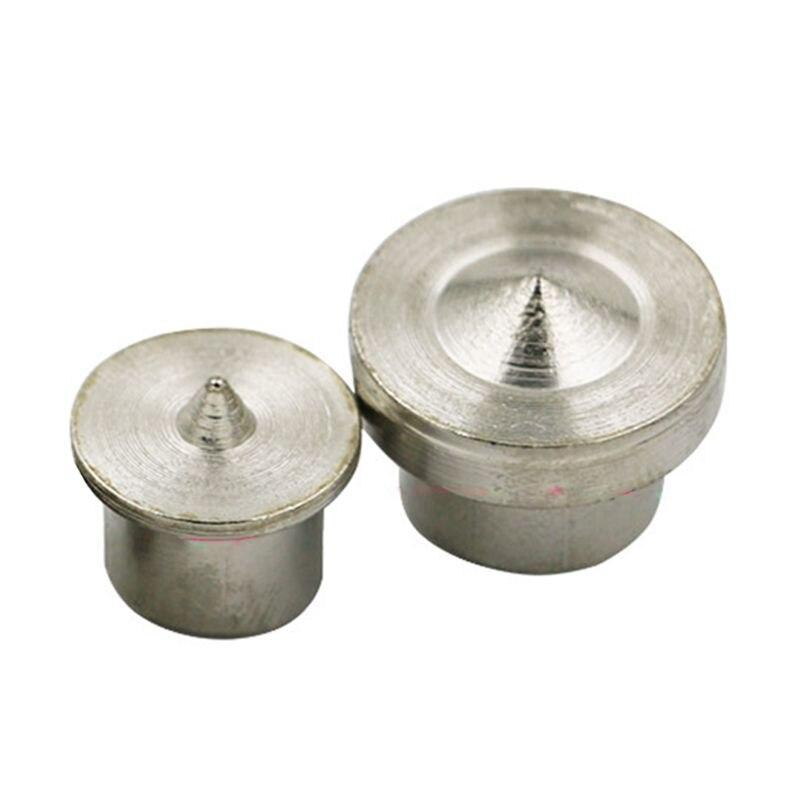 Купить с кэшбэком 4pcs Dowel Pins Center Point 6/8/10/12mm Tenon Center Set For Woodworking Power Tool Accessories