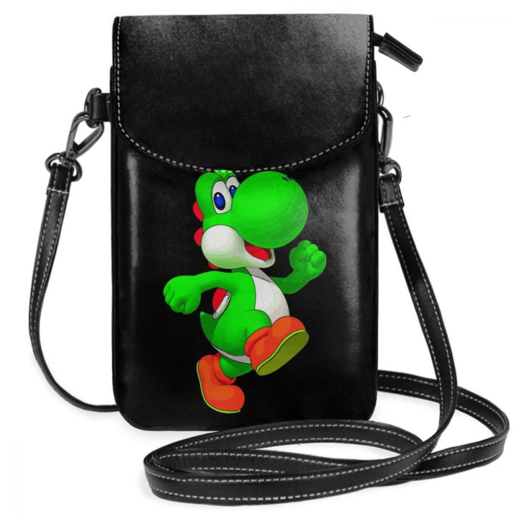 Bag Shoulder-Bag Mini Purse Multi-Pocket Street Crossbody Trend Mario High-Quality Cartoon