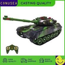 Суперрадиоуправляемый танк масштаб 1:12 44 см Пуск вездеходный