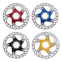 Bicycle-Parts Brak Rotors Floating-Disc Bike Cycling-Cooling-Brake 160mm MTB Auto-Correction