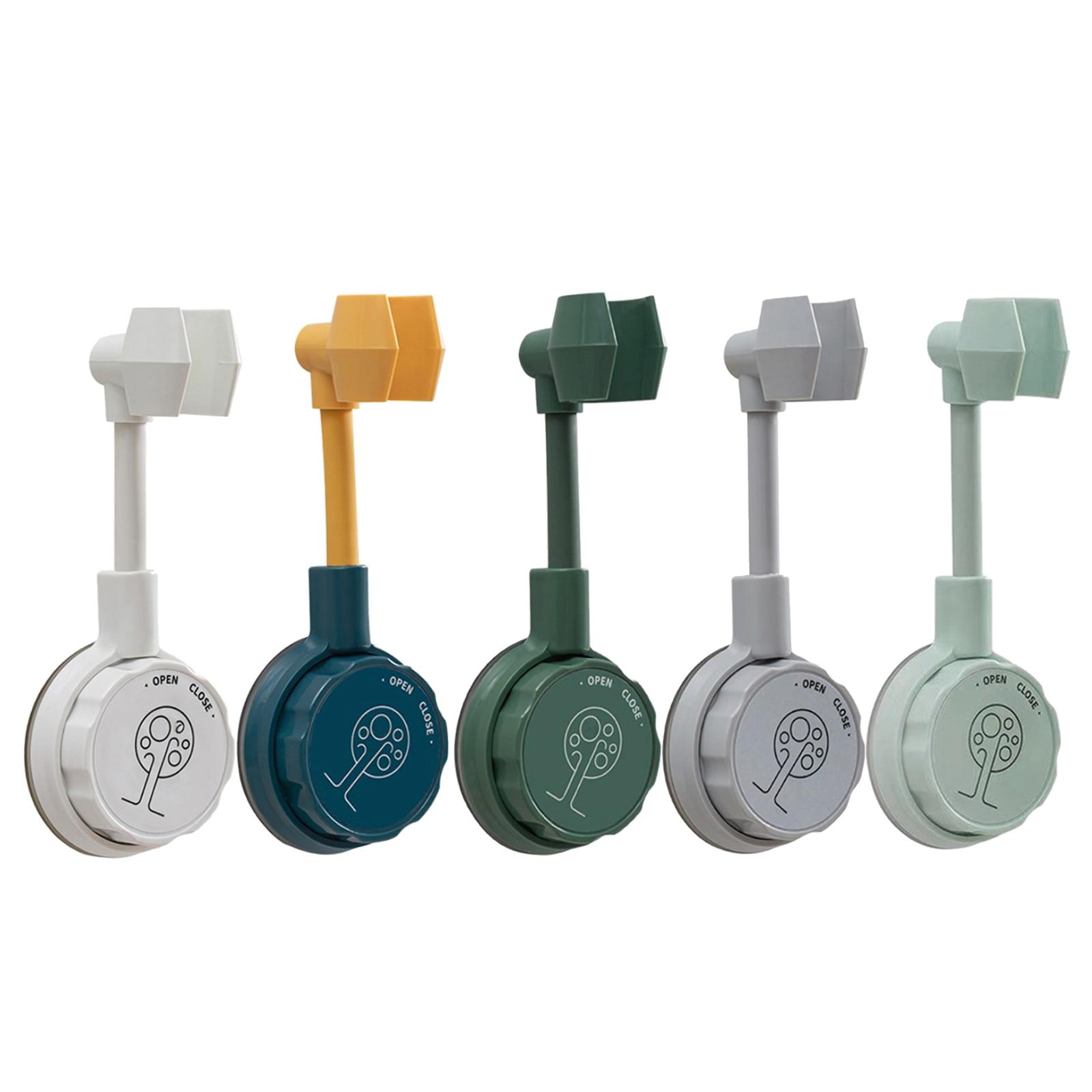 360 ° Punch-фри универсальные регулируемый кронштейн для душа Ванная комната Насадки для душа держатель настенный регулировочный кронштейн