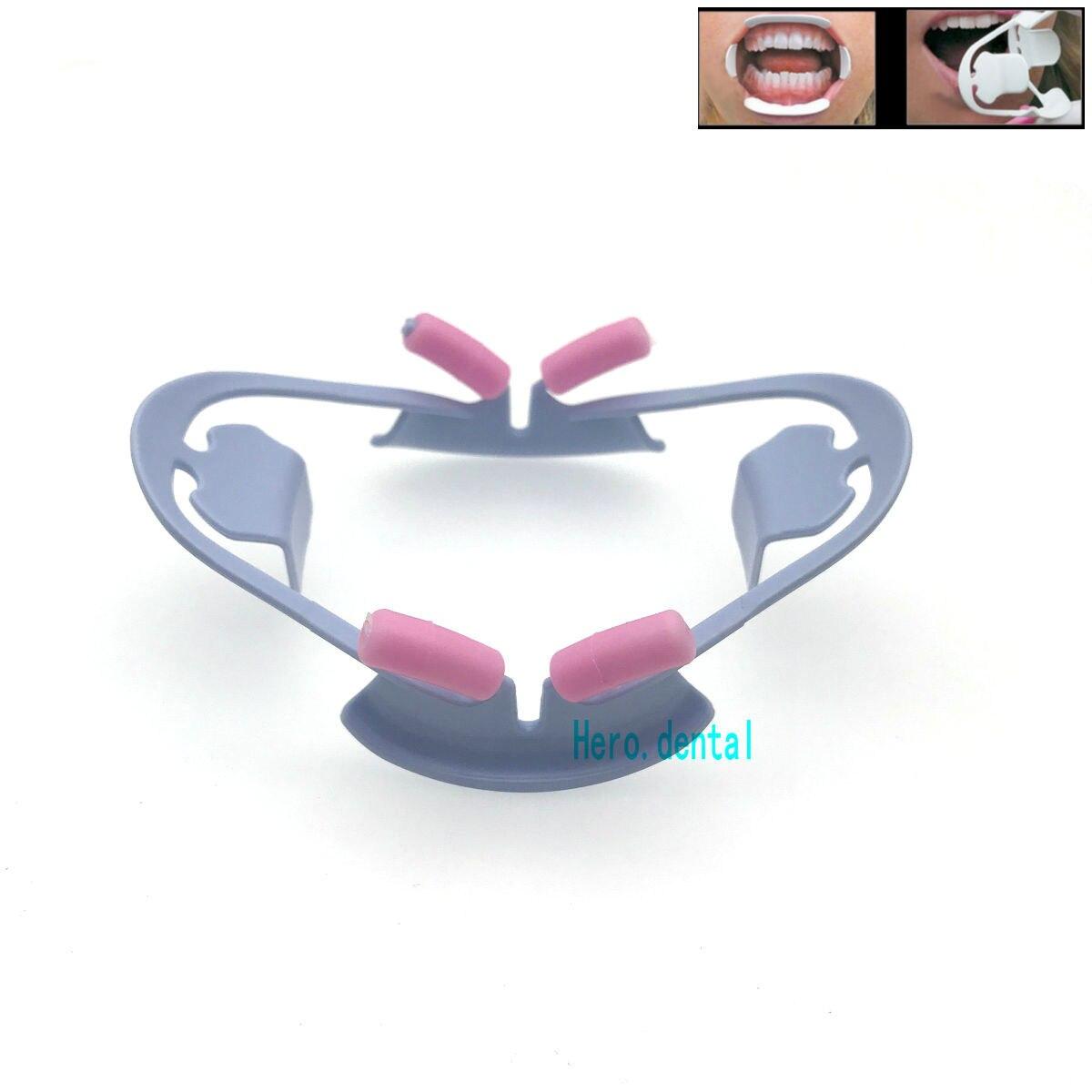 Oral Intraoral Cheek Lip Retractor Opener Mouth Prop Dental Orthodontic Adult 3D