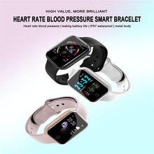 I5 Модные Смарт часы 2020 фитнес трекер reloj для мужчин и женщин