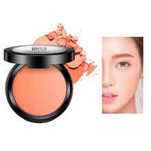Face Silky Blush Mineral Pigment Blusher Powder Brozer Cosmestics Professional Palette Contour ShadowCont