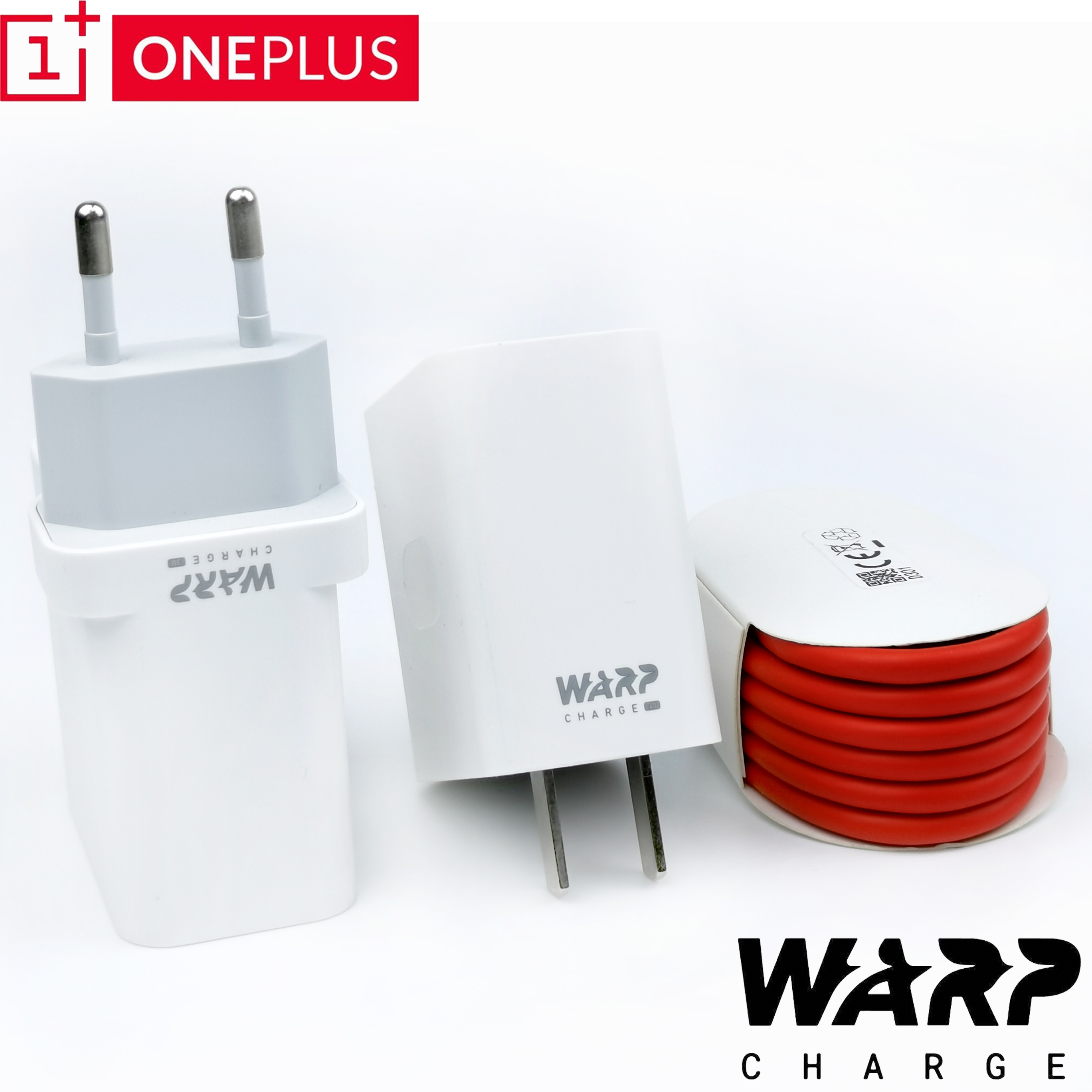 Original Oneplus 8 Charger Warp 30W fast Type-C Cable 6A Dash Charge adapter For 1 Plus 8 Pro 7T 7 6T 6 5T 5 30T Travel Adapter
