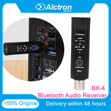 Alctron BX-4 Bluetooth Audio Receiver For Music Streaming Sound System Wireless Adapter For Speaker Work With Smart Phone Tablet bluetooth 4 0 hi fi speaker music receiver wireless music link bluetooth audio adapter mobile phone tablet pc hifi speaker x400