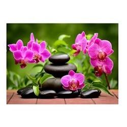 Promocja kamień kwiat diament malarstwo krajobraz okrągły pełny diament dekoracji prezent miłosny Malarstwo i kaligrafia Dom i ogród -