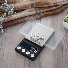 Mini Precision Digital Scales for Gold Sterling Silver Jewelry Balance Weight Electronic Scale(China)
