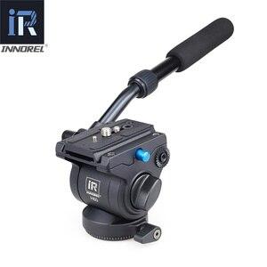 Image 4 - RM60CK Professional Video Monopod Kit 10 Layer Carbon Fiber for DSLR Camera Gopro Telescopic add Fluid Head Tabletop Tripod Base