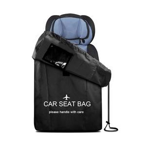 Image 4 - תינוק מכונית מושב נסיעות תיק עבור Airplan תינוק בטיחות מושב ארגונית עגלת שער לבדוק תיק עבור מעופף Pram באגי אחסון תיק