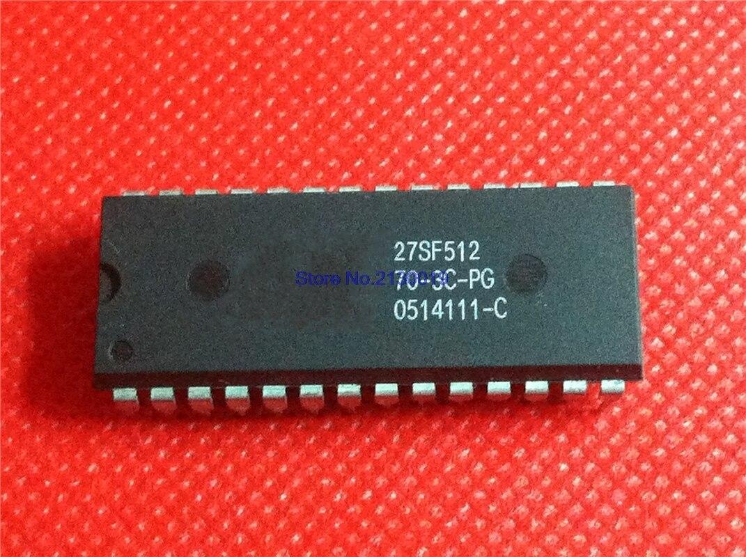 10pcs/lot SST27SF512-70-3C-PG SST27SF512 27SF512 70-3C-PG DIP-28 In Stock
