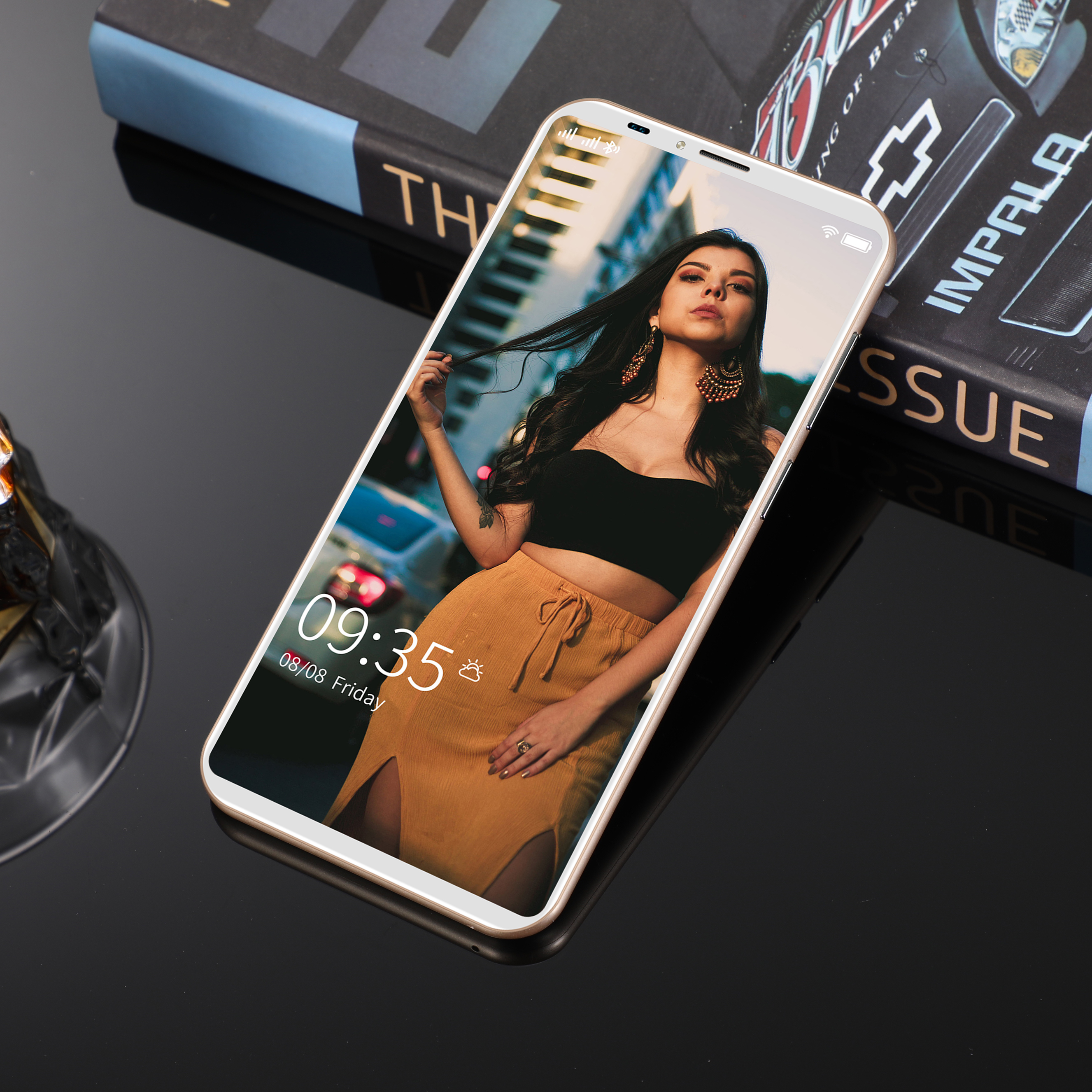 Смартфон 5i Lite, 1 + 8 Гб, 5,8 дюйма, 2 + 5 МП, 2850 мА · ч