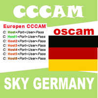 Europa CccamDVB-S2 Cline per 1 o 2 anni di Spagna Prova Gratuita Il Trasporto Europa Server per la Spagna/Italia/Portogallo /ge