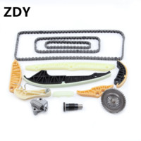 OEM 13PCS Timing Chain Tensioner Guide Raile Kit For Audi A4 A6 VW Jetta Passat Skoda Seat 2.0T 06K109467K 06H109467N 06H109507N