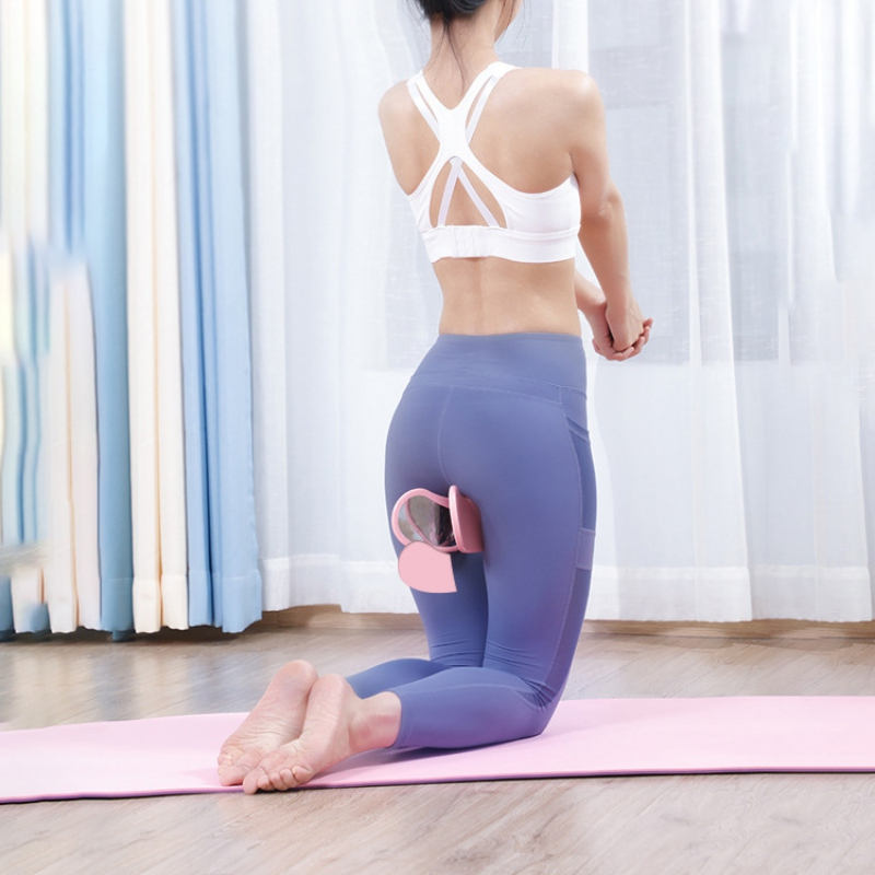 Hip Clip Exercise Fitness Equipments Correction Buttocks Device Butt Training Pelvic Floor Muscle Inner Thigh Exerciser NEW!