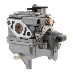 Лодочный мотор углеводов карбюратор в сборе 69M-14301-10 подходит для подвесного двигателя Yamaha 4-тактный F2.5 подвесных лодочных моторов 69M-14301