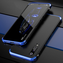 цена на Shockproof Metal Case For Xiaomi Mi 9 Cases Slim Hard Aluminium & Hybrid Silicone Case For Xiaomi Mi 9/ Pro Luxury Cover Mi9 Pro