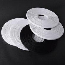 45 Yards 6mm Polyester Boning Wedding Dress Corset DIY Making Sewing Accessories Supplies Bone Accessories Design Fish Bone