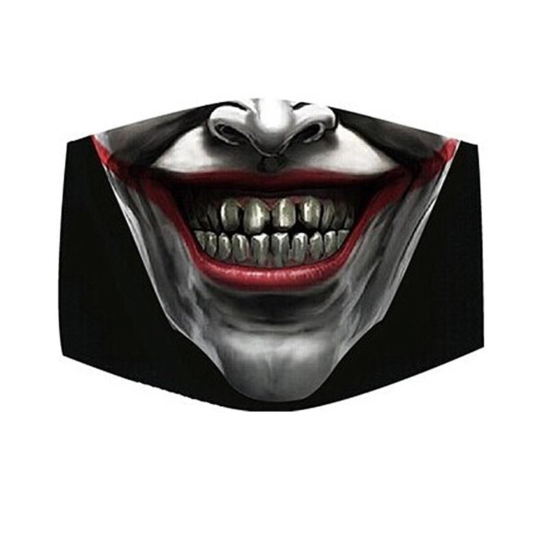 Winfox Fashion Teeth Muffle Covid Face Mask Breathable   Unisex Mascarilla Anti Kpop Mascara