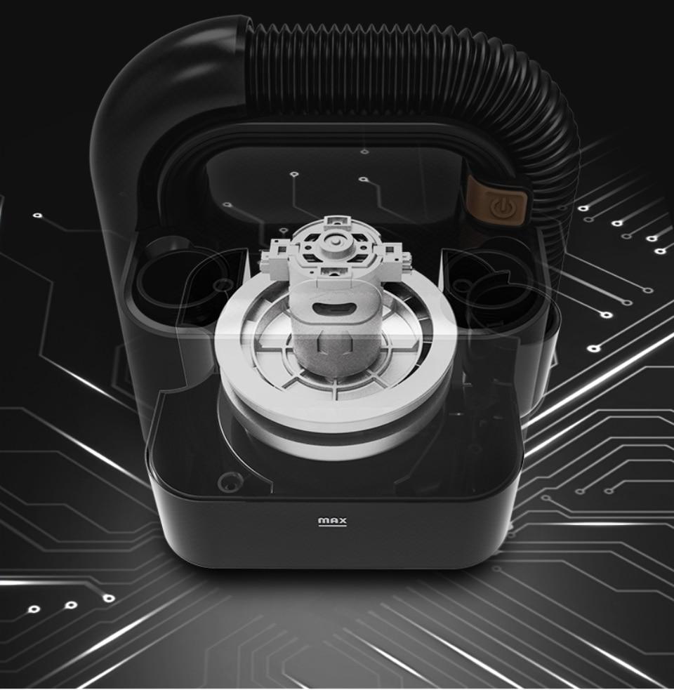 Internal motor of WORX VACCUM Cleaner