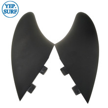 FCS/Future surf fins Surfing black color Surfboard Fins Keel fin twin set Sell In