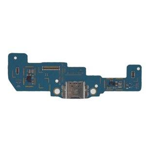 Image 4 - 1Pcs USB Lade Dock Port Flex Kabel für Samsung Galaxy Tab EINE T590/T595
