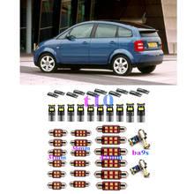 Светодиодные внутренние Автомобильные фары для audi a2 8z внутренний