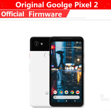 "DHL Быстрая Google Pixel 2 4G LTE мобильный телефон Snapdragon 835 Android 8,0 5,"" FHD 1920X1080 4 Гб ram 128 ГБ rom 12.3MP Fingrprint NFC"