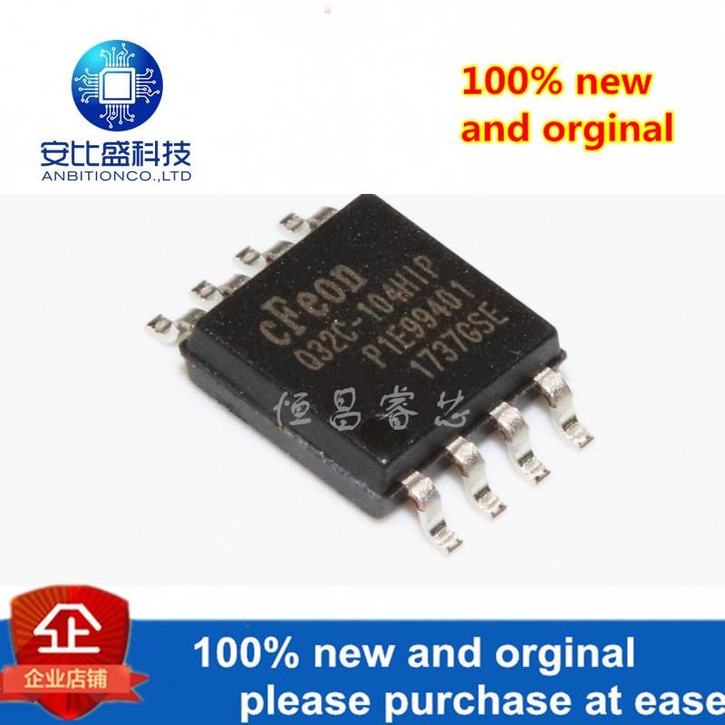 10pcs 100% New And Orginal EN25Q32C-104HIP Silk-screen 25Q32C-104HIP EN25Q32 32Mbit In Stock