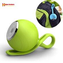 נייד מיני עמיד למים Bluetooth TF כרטיס רמקול חיצוני HiFi סטריאו רמקולים אלחוטיים עבור אופניים אופנוע MP3 מוסיקה נגן