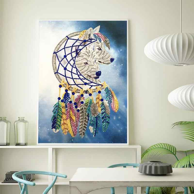 5D Diamond Painting Embroidery Cross Craft Stitch Art Kit Deco Lilo /& Stitch DIY