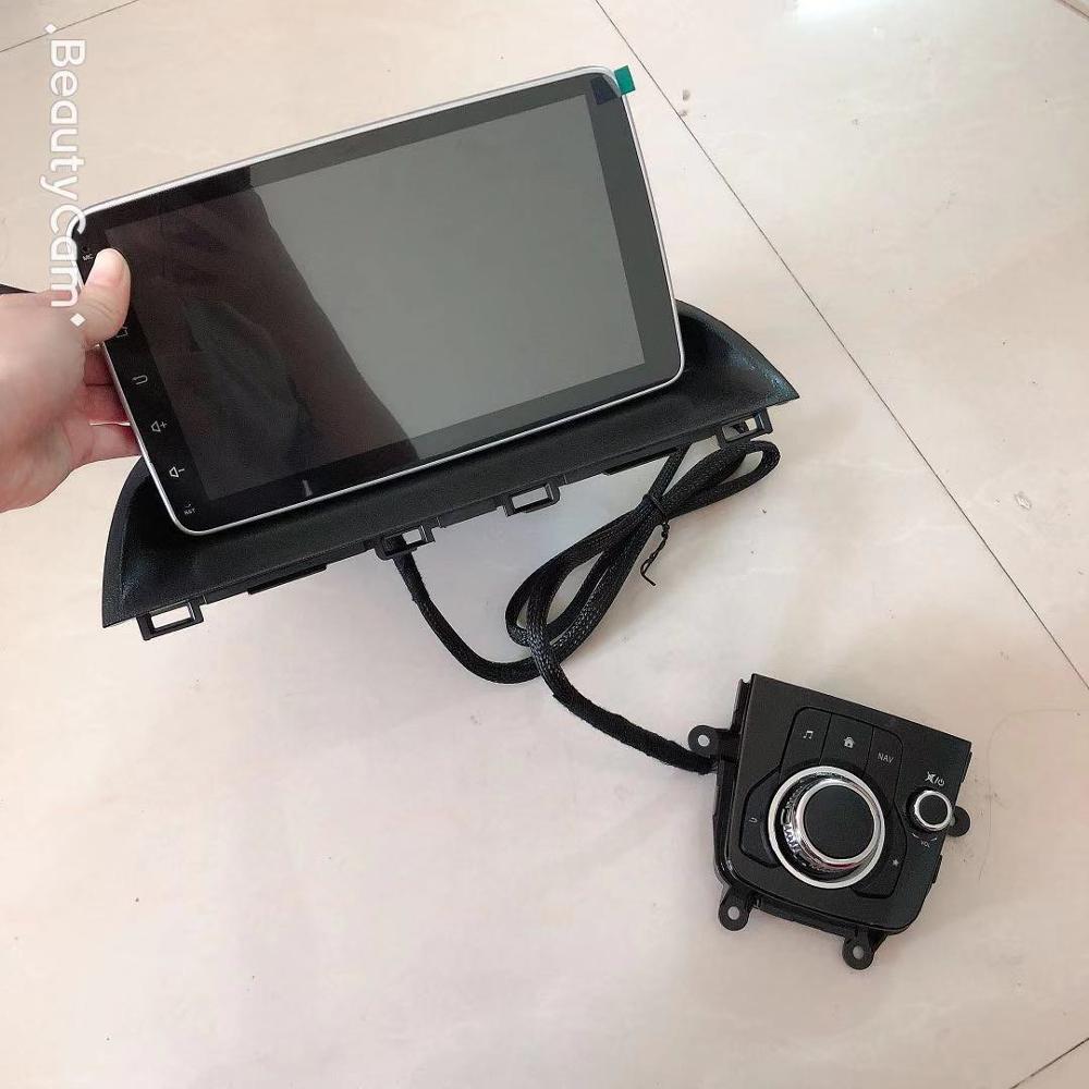 ChoGath Android 8.1 Car Radio GPS Navigation Player For Mazda 3/Axela/CX-3 2014-2016  Gps