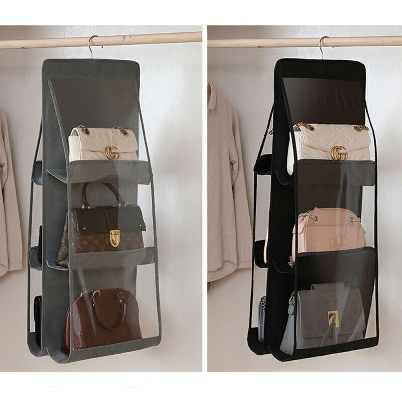 2020 New 6 Pocket Folding Handbag