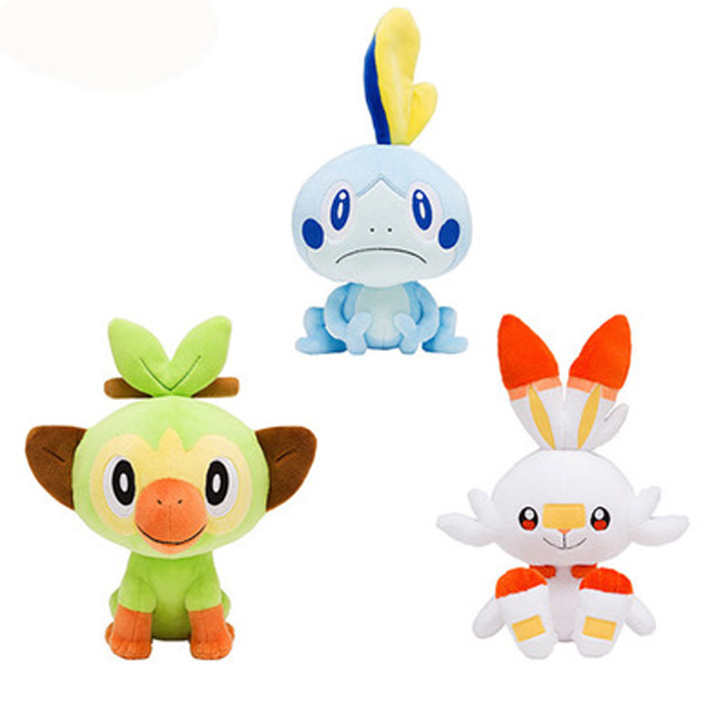 "Pokémon Sword /& Shield Sobble 8/"" Peluche Soft Toy"
