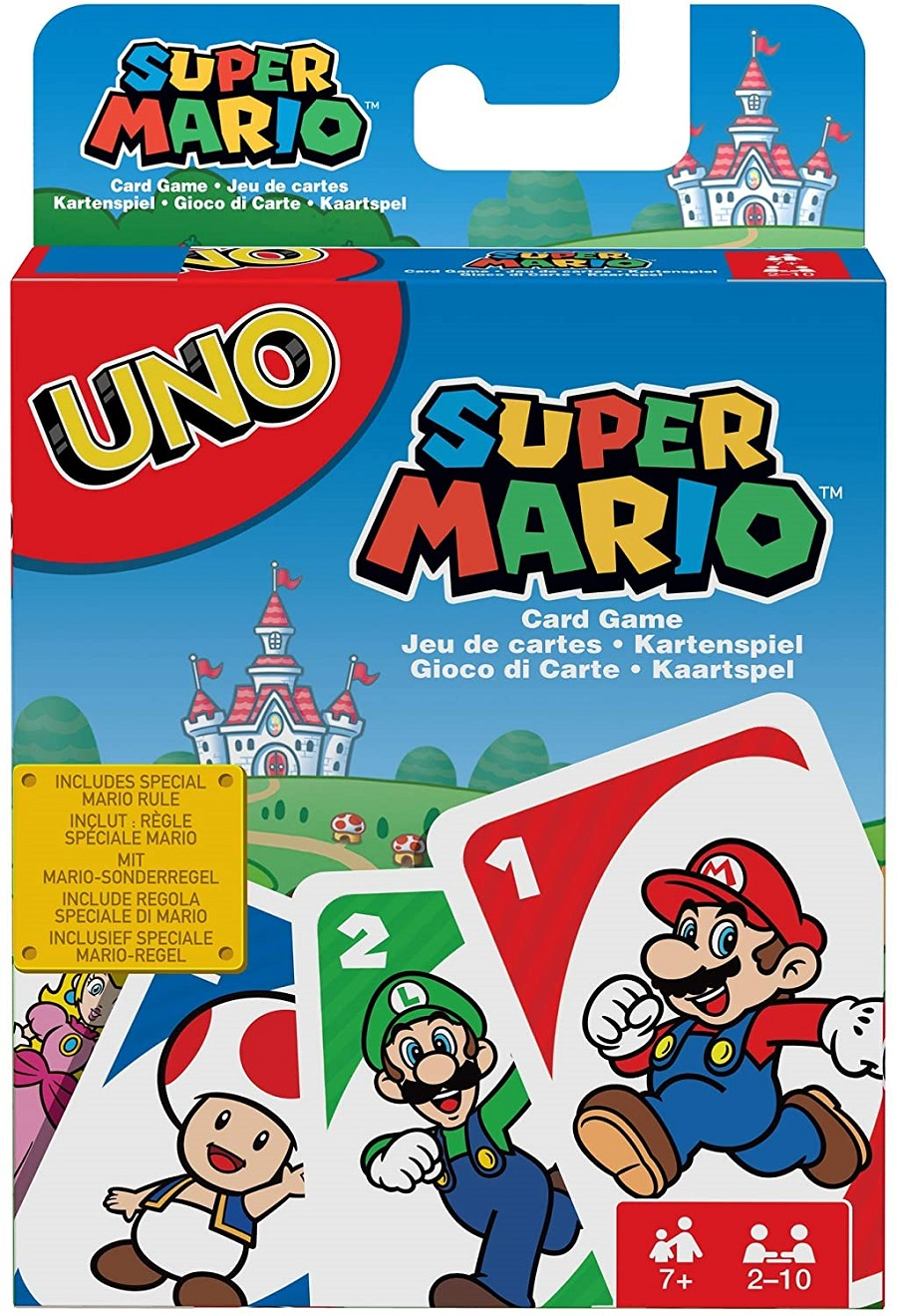 ONE Super Mario, You, Super Mario Bros and ONE!